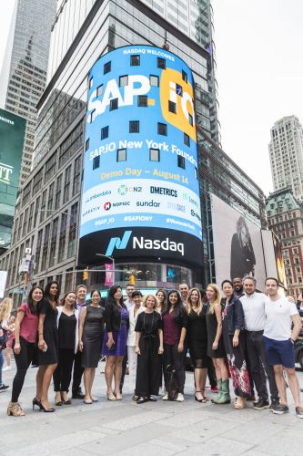 SAP's SAP.io Foundry debuts the graduates of its second women-focused accelerator