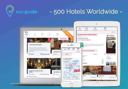 More Than 500 Hotel Websites Have Local Guidebook