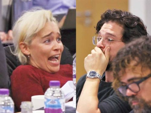 The new 'Game of Thrones' documentary shows the exact moment when Kit Harington realized what Jon Snow does to Daenerys on the finale