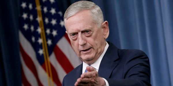 Trump's move to pull US troops out of Syria was reportedly the final straw for Mattis