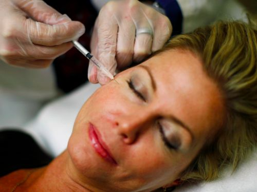 The maker of Botox has turned to the oldest trick in the book to save its cratering stock