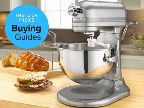 The best KitchenAid mixers you can buy