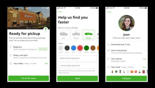 Instacart expands a pickup option for grocery orders across the US
