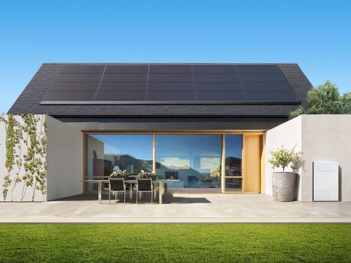 Tesla has reportedly revised an agreement to buy all of the solar cells and modules Panasonic made at their solar panel factory