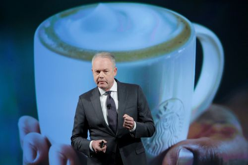 Starbucks jumps to record high after beating on earnings and raising guidance