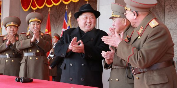 North Korea claims to have 'successfully' tested a new 'high-tech tactical weapon'