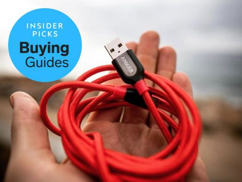 The best charging cables you can buy - from lighting to USB-C and Micro-USB cables