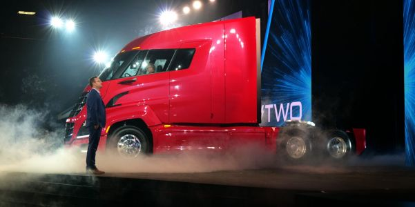 Nikola's stock-price target cut in half at Wedbush as the firm questions the electric automaker's ability to hit its ambitious forecasts