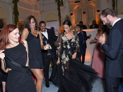 TV's biggest stars let loose at the Emmys after parties - see the best photos