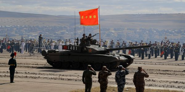 China admits that its army had no idea what to do with its fancy new tanks