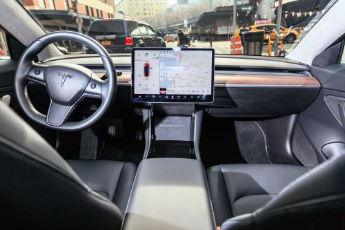 The Tesla Model 3 interior is unlike anything we have ever seen before