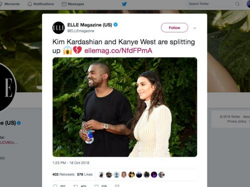 People are posting fake stories about celebrities to get Americans to vote - and everyone hates it