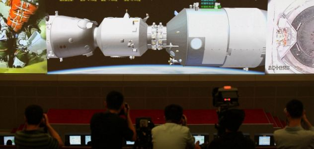 What Goes Into Orbit Could Be Zapped With Lasers Before It Comes Down, Say Chinese Scientists