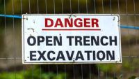 Protect workers: Prevent trench hazards