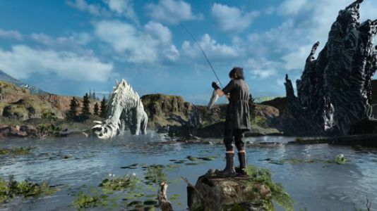 Monster of the Deep: Final Fantasy XV review - not worth the gil