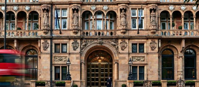 Kimpton Makes Its UK Debut With the Opening of Kimpton Fitzroy London