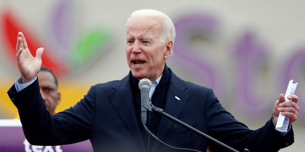 Joe Biden has been teasing a 2020 presidential campaign announcement for months -now he might jump in the race