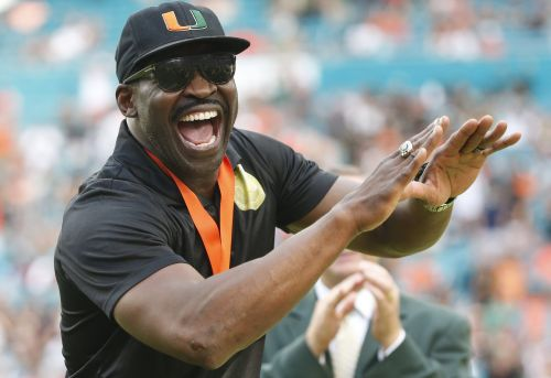 Hall of Famer Michael Irvin says the most fun he had playing football was in college because he was broke