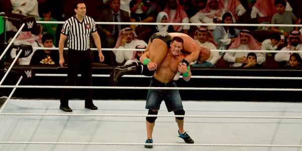 One Company Isn't Distancing Itself from Saudi Arabia: The WWE