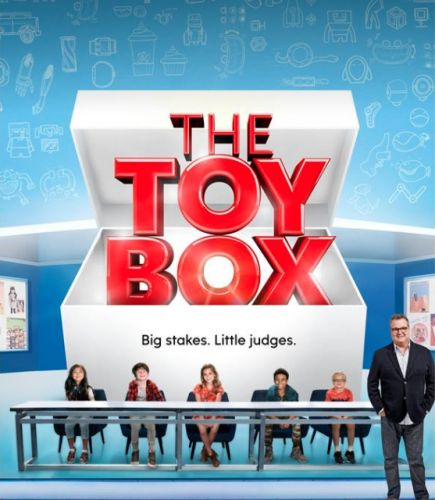 The Toy Box: Hovercraft Impresses Kid Judges, Makes It to the Finale