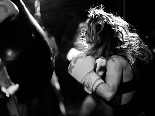 I've had a negative relationship with exercise my entire life but Rumble Boxing completely changed my outlook - here's how it got me excited to work out
