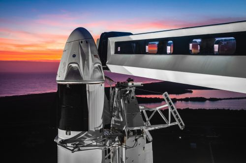 SpaceX may launch its new spaceship for NASA in March - a vital test that will show it can safely fly astronauts