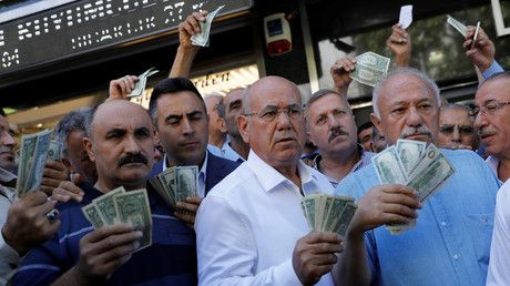 Turkey favors switching from dollars to national currencies in trade with Russia & China