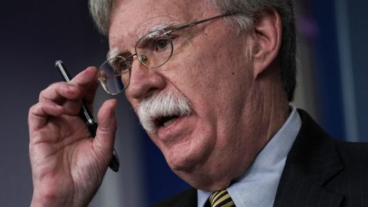 John Bolton: U.S. Won't 'Turn A Blind Eye' To China's Trade Practices
