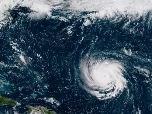 Watch storm conditions on these livestreams of North and South Carolina beaches in Hurricane Florence's path