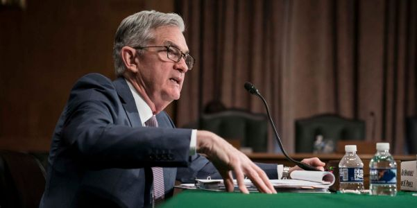 The Fed is looking carefully at issuing a digital dollar, Chairman Jerome Powell tells Congress