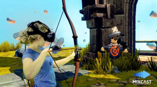 Blueprint Reality's MixCast Moments lets VR gamers share their experiences