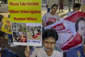 Facebook bans all Myanmar military-linked accounts and ads