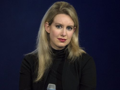 The way Theranos reportedly reacted to the suicide of its chief scientist was unbelievably cold