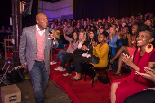 Funny You Should Ask - Byron Allen Is Ready to Conquer the Movie Business