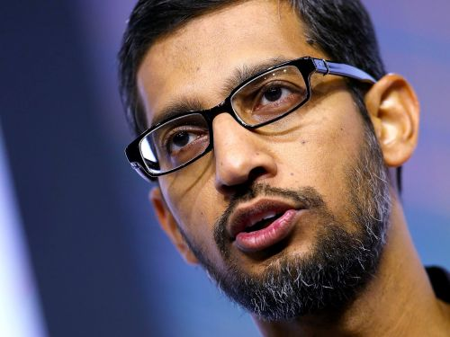 Here's the memo Google CEO Sundar Pichai sent to employees on the changes to its sexual-harassment policy after the walkout
