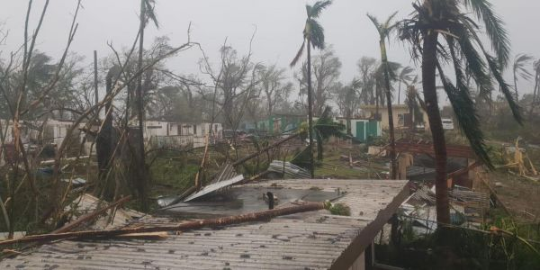 31 photos show the devastation in the Northern Mariana Islands after Super Typhoon Yutu made a direct hit as a Category 5 storm