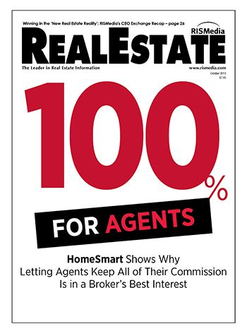 100% for Agents: HomeSmart Shows Why Letting Agents Keep All of Their Commission Is in a Broker's Best Interest