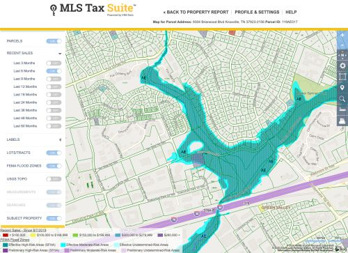 CRS Data's MLS Tax Suite Enters Canadian Market