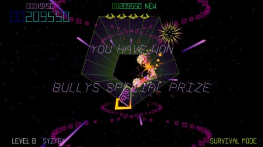 Jeff Minter interview: Tempest 4000 VR plans, tricky levels, and curry text explained