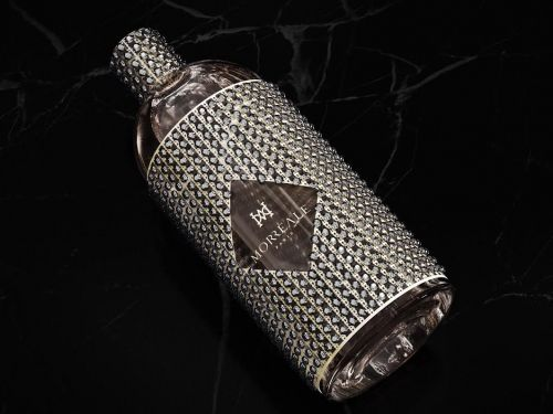 A French perfume brand makes $20 million, diamond-encrusted bottles and flies clients around the world in a private jet to collect ingredients for one-of-a-kind scents