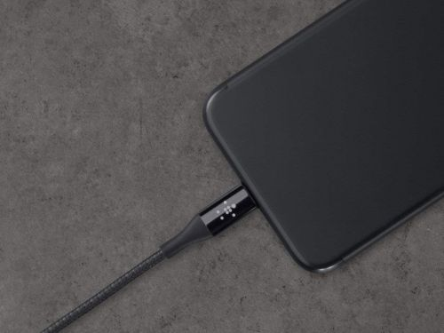 This $30 charging cable is made from the same material as bulletproof vests - and it's lasted way longer than the cheap kinds I used to buy