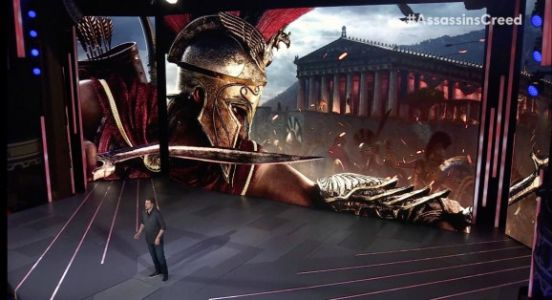 Assassin's Creed: Odyssey lets you choose a male or female hero