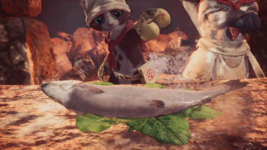 Monster Hunter: World helps Capcom own January in the U.S