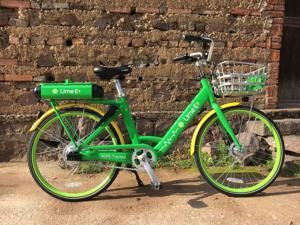 Pedaling toward profit? A LimeBike investor explains why he's betting on bike share