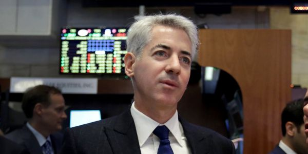 Billionaire hedge fund manager Bill Ackman is poised to exceed 50% returns after a 3-year drought
