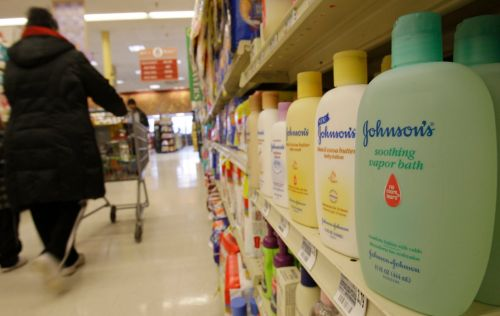 Johnson & Johnson is sliding after guidance comes up short