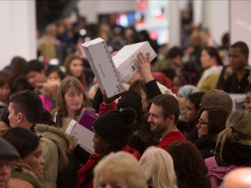 People reveal the best things they've seen happen on Black Friday
