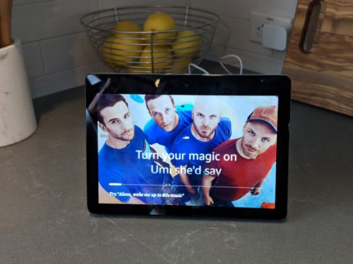 Amazon Echo Show hands-on: More than a tablet glued to a speaker