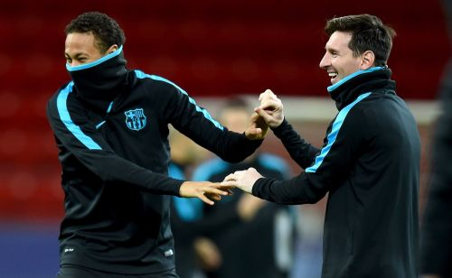 FC Barcelona is reportedly desperate to re-sign Neymar from PSG because Lionel Messi wants him back
