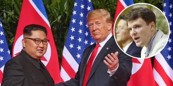 Trump says his summit with Kim Jong Un 'would not have happened' without Otto Warmbier